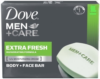Dove Men Care Extra Fresh Body And Face Wash - 7