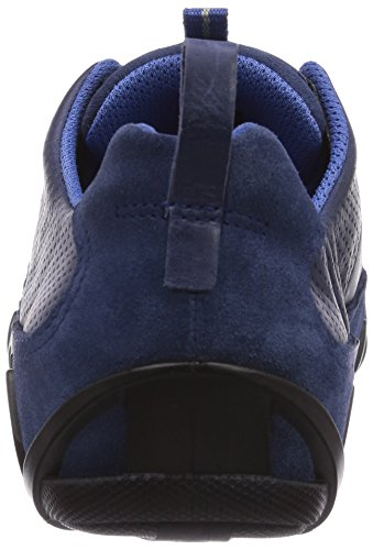 NAVY TRUE Dayla Womens TRUE Flat Ecco NAVY Tie Footwear gFYEzwqX