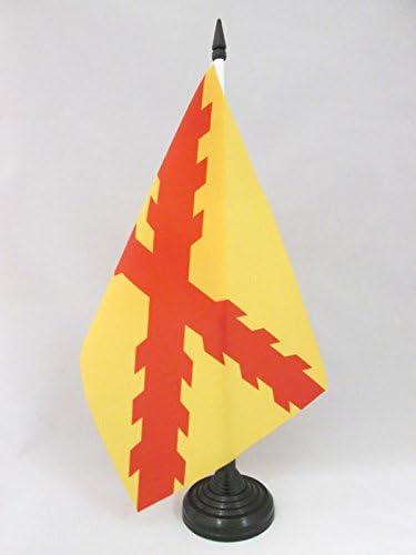 AZ FLAG Bandera de Mesa de ESPAÑA TERCIOS MORADOS Viejos 21x14cm ...