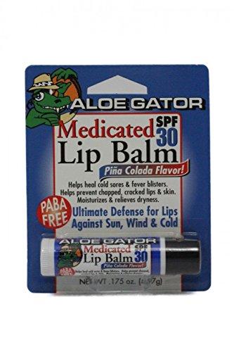 Aloe Gator Lip Balm - 6
