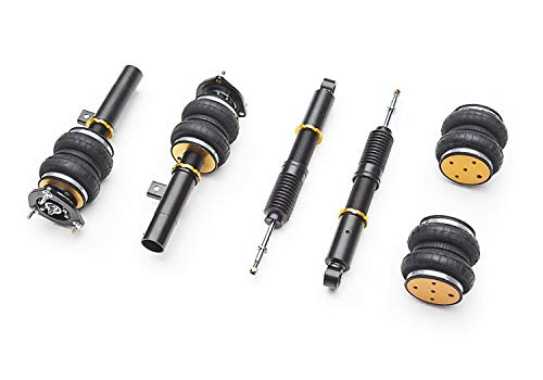 Racland Air Bag Suspension System for Volkswagen Jetta MK6 (55mm w/Independent Rear)