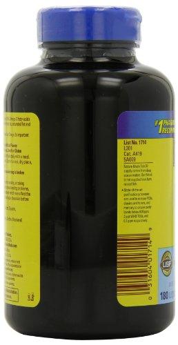 031604017149 - Nature Made Fish Oil Omega-3 1200mg, (180 Liquid Soft Gels) carousel main 7