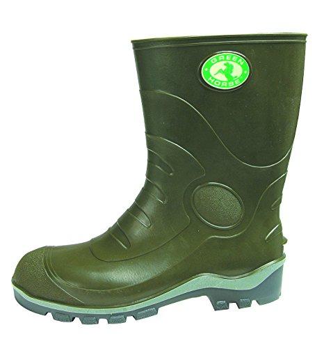 W.K.TEX. Berufsstiefel Forest New Profiline, 1 Stück, 36, oliv, 812423336