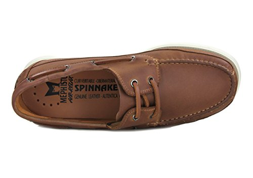 Desert UK Mephisto in Boat Mens DESERT 8 Grizzly 597 Boating Shoe Mens gYwxrCvqg