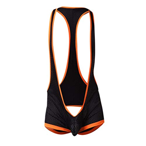 OrchidAmor Men's Mesh Gini Lingerie Hollowed Costumes Sexy