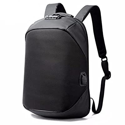 79182602be 80%OFF BOPAI Waterproof USB Charge Port Backpack Anti Theft Backpack ...