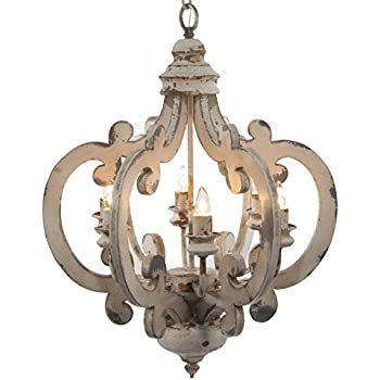 Catania vintage french country wood chandelier amazon wood metal chandelier 1925 x 25 beautiful antique chandelier vintage chandelier hanging chandelier aloadofball Choice Image