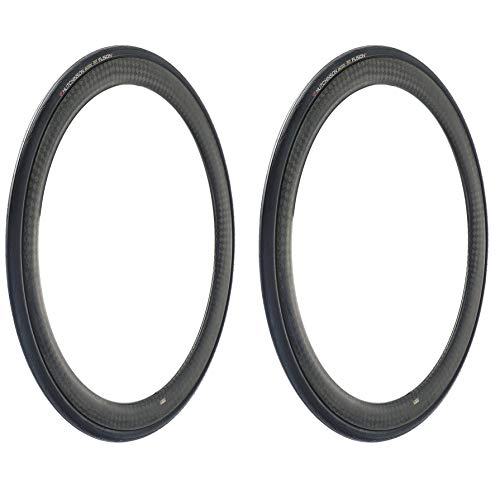 Hutchinson Fusion 5 Performance Tubeless Bike Tires 2-Pack, 700x23, with ElevenSTORM Compound