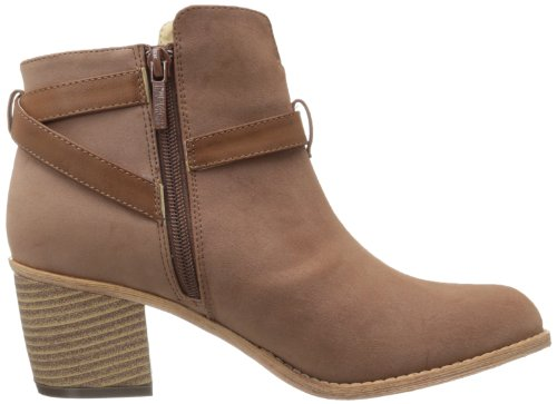 Michael Antonio Womens Mali Western Boot Chocolate