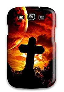 Fashion Tpu Case For Galaxy S3- Blood Reign Defender Case Cover