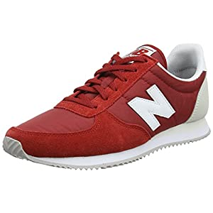 New Balance Women's 220v1 Sneaker, Tempo Red/Sea Salt, 10.5 B US