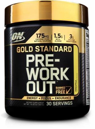 Optimum Nutrition Gold Standard Pre-Workout 30 Serve Supplem