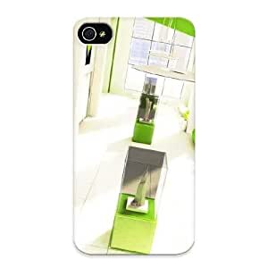 Artistgirl Cute Tpu 1ffe0a82753 The Green Room Case Cover Design For Iphone 4/4s