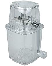 APS de hielo, acero inoxidable, Transparente, 28x 28x 30cm