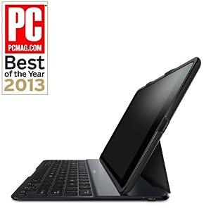 Belkin QODE Ultimate Keyboard Case for iPad Air (Black) by Belkin Components