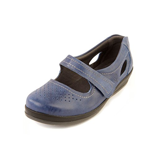 'farlow' Blue Removable 6e Friendly Extra 3 Fitting Diabetic Wide Women's Options Two Offer Sandpiper Royal 4e Fit Shoe Insoles UwHgxUqp