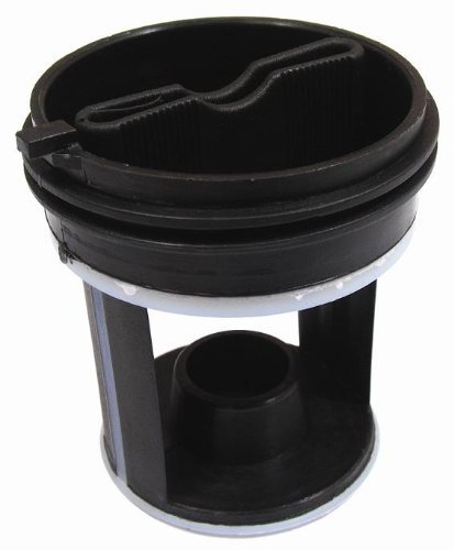 First4Spares Drain Pump Filter For Hotpoint, Ariston & New World Washing Machines (Appliance Ariston)