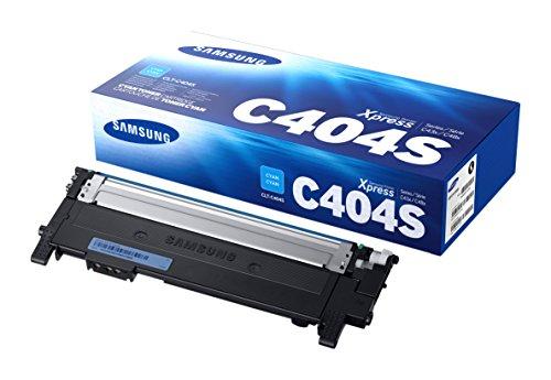 Samsung Electronics CLT-C404S/XAA Toner, Cyan