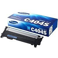 Samsung Electronics CLT-C404S/XAA Toner, Cyan (ST970A)
