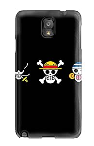 High-quality Durability Case For Galaxy Note 3(one Piece Backgrounds)