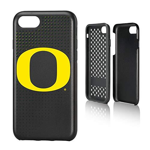 Keyscaper KRGDI7-00UO-DOTS01 Oregon Ducks iPhone 8/7 Rugged Case with U of O Dots Design