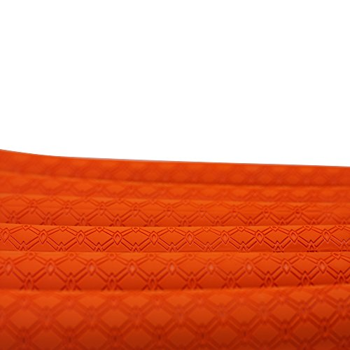 150 pcs - Majek Tour Pro Orange Standard Golf Grips by Majek Grips (Image #2)