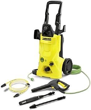 Kärcher K4 Ecologic - Limpiador de alta presión (1800 W): Amazon.es: Bricolaje y herramientas
