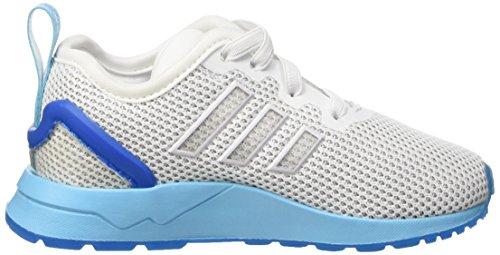 Pas Flux Multicolore à adidas El Bluglo ADV Bébé Enfants pour Ftwwht Unisexe 0 Multicolore de ZX I Ftwwht Mois Chaussures Premiers 24 5W5q0xFw6T