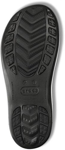 Crocs Jaunt Shorty Boot Women, Bottes Femme Noir