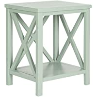 Safavieh American Homes Collection Candence Dusty Green End Table