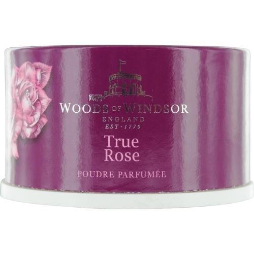 - True Rose Dusting Powder - True Rose - 100g/3.5oz by Woods of Windsor