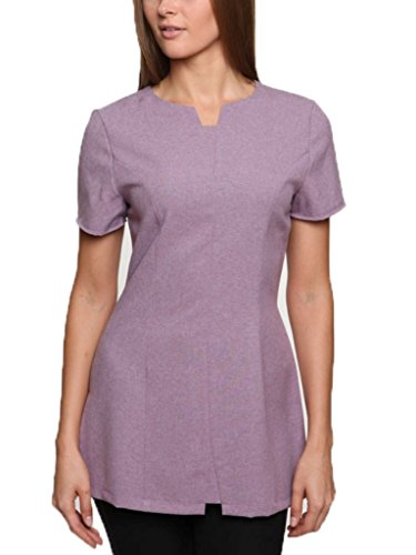 Mirabella Health and Beauty Clothing Women's suman Wear Spa Massage Tunic Uniform 18 Light ()