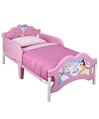 Delta Enterprice 3D Toddler Bed
