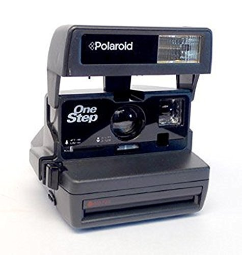 Polaroid 600 One Step Instant Camera with 600 Electronic Fla