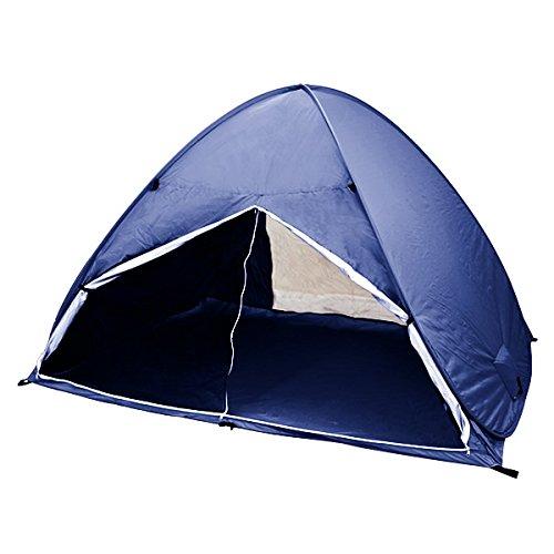 加速するほこりっぽい簿記係【色選択】ワンタッチ サンシェード テント UVカット キャンプ ポップアップテント ビーチテント 日よけテント 簡易テント 200×150×130cm 簡易ロック付き