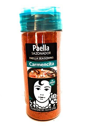 Carmencita Paella Spanish Seasoning Gluten Free
