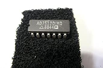Analog Devices AD7512DIKQ Integrated Circuit