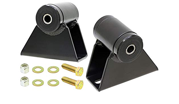 Rubicon Express RE9103 1 Motor Mount Lift for Jeep TJ