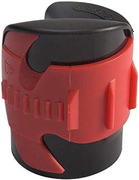 Fourche Nettoyant pour Tous Moto Fourche de 45mm /à 55mm 1pc Red xiegons0 Moto Universel Joint Fourche Nettoyant Amortisseur Joint Plastique Nettoyage Outil pour