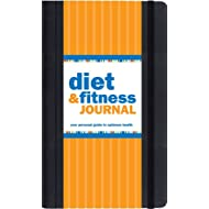 Diet & Fitness Journal: Your Personal Guide to Optimum Health (Diary, Exercise) (Little Black Journals)