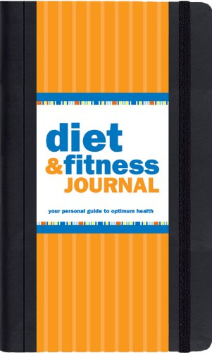 Diet-Fitness-Journal-Your-Personal-Guide-to-Optimum-Health-Diary-Exercise-Little-Black-Journals