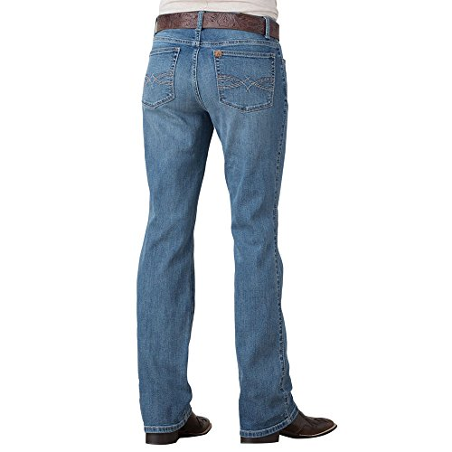 Wrangler Women's Aura Instantly Slimming Jeans Indigo 14 - Instantly Jeans Slimming Aura