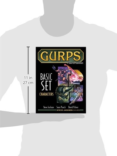 GURPS Basic Set: Characters, Fourth Edition