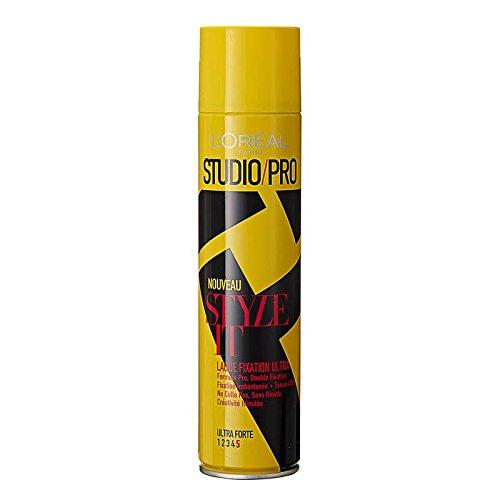 L'OREAL - Laque - STUDIO PRO - STYLE IT Fixation ULTRA 5 - 75ml L'Oréal