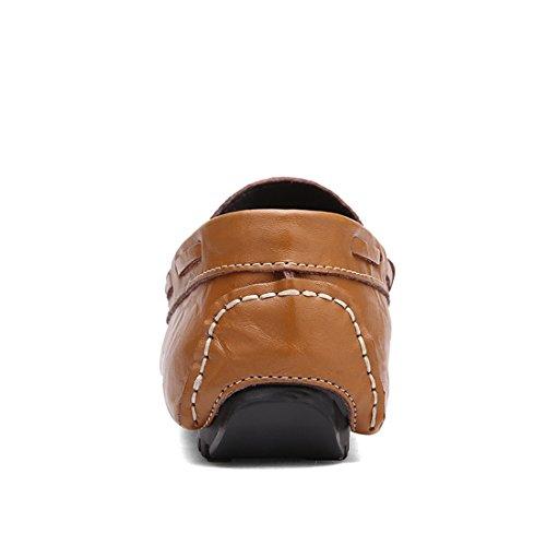 Herren Mokkasins LHEU LH022 38 Braun Größe Minitoo Braun UwETtTx