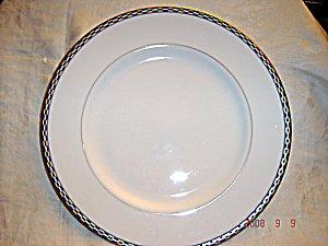 "FRANCESCA DINNER PLATE 10"" PS"