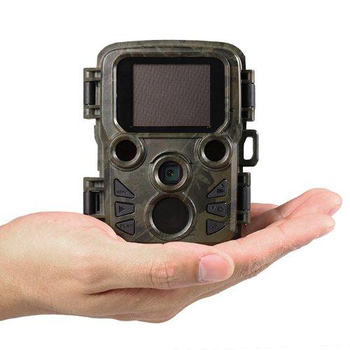 店舗良い 人感センサー 赤外線LED搭載 夜間監視 赤外線LED搭載 屋外監視 SDカード記録 1.9インチ液晶モニター搭載 人感センサー トレイルカメラ スモール ARK-TC501 SDカード記録 B07DFDPRYJ, ワッサムチョウ:56a36ac8 --- obara-daijiro.com