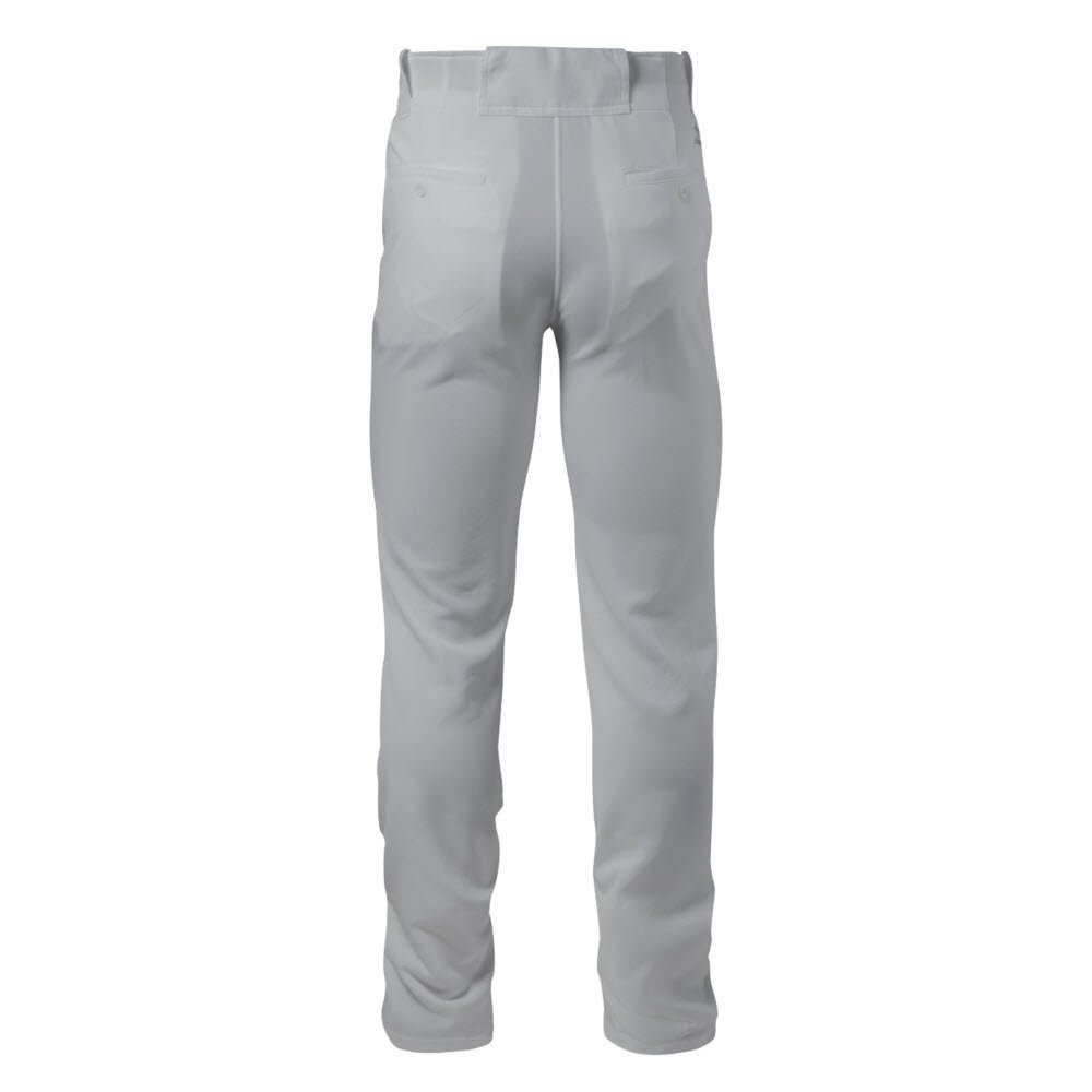 Mizuno Adult Men's Pro Solid Baseball Pant, Grey, XX-Large by Mizuno