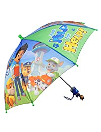 Paw Patrol Umbrella For Children (Blue/Green)