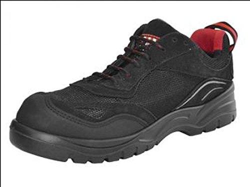 SCAN fwcara7UK 7/Euro 41Caracal Chaussures de sécurité–Noir